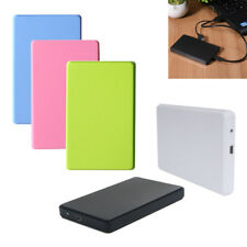 USB3.0 1TB Aluminium External Hard Drives Portable Desktop Mobile Hard Disk Case