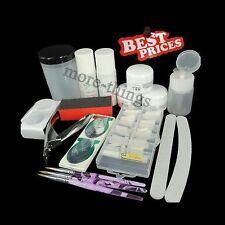 Profesión kit completo conjunto de arte de uñas de gel UV S175