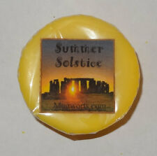 Summer Solstice Wax Tart Melt, for use in oil burner highly scented Wiccan Pagan