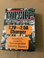 Covert Scouting Cameras 5298 6.4V Lifepo4 Wall Charger