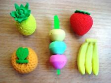 Eraser Fruit