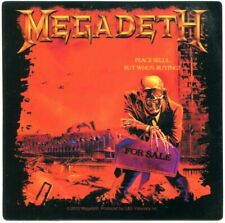 Megadeth - Peace Sells...But Who's Buying? (CD-1987 Combat/Capitol)  LIKE NEW