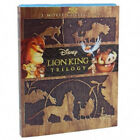 The Lion King Trilogy: 3 Movie Collection Blu-Ray FREE Same Day Shipping!