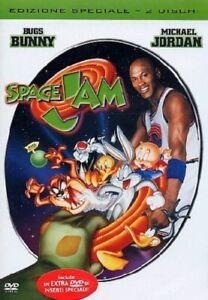 SPACE JAM (DVD) EDIZIONE SPECIALE 2 DISCHI, ITALIANO, NUOVO