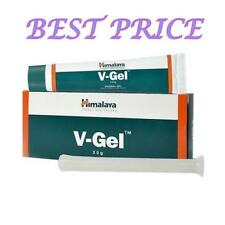 10X Himalaya V-Gel 30gm For Women Treats Vaginitis and Cervicitis - New Stock