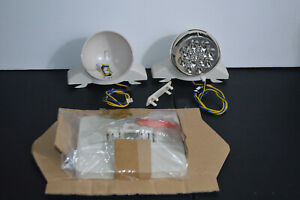 Lithonia Lighting LHQM R M6 LED Light sockets , led bulb and mount kit.