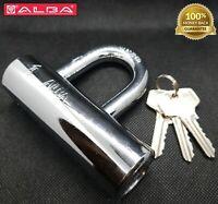 5/8'' (16mm) Shackle High Security PadLock (ASSA ABLOY) + Bonus