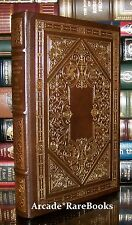 Grimm, Jakob & Wilhelm 100 FAIRY TALES Franklin Library 1st Edition