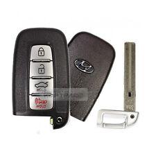 Smart Remote Key Keyless Fob Transmitter For Hyundai 2011 - 2014 YF Sonata / i45