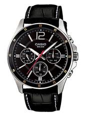 CASIO  MTP-1374L-1AV  MULTIFUNCTION  50m  Men   MTP1374 Casio Original Gift  Box