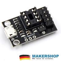 Programmer Adapter Attiny13A Attiny25 Attiny 45 Attiny 85 micro USB Modul Board