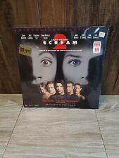 Scream 2 Laserdisc Brand New Sealed