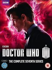 Doctor Who: The Complete Seventh Series DVD (2013) Matt Smith season 7 seven 7th