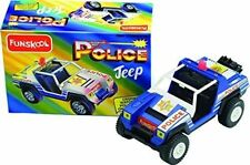 Funskool-Giggles Police Jeep Kids Toy Car Free Shipping