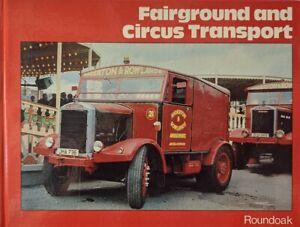 Fairground and Circus Transport - Roundoak *FREE P&P*