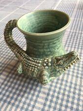 Hellfire Australian 80s Studio Pottery Vintage Tim Patch Pricasso Crocodile Mug