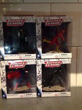Schleich Dc Comics Justice League Batman Superman Green Lantern Flash Figures