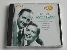 This Is Gold - Les Paul & Mary Ford - CD1 (CD Album) Used Very Good