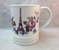 Fringe Studio pottery PARIS France coffee mug. Eiffel Tower