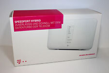 OVP! Telekom Speedport Hybrid 1300 Mbps 4-Port LTE Wi-Fi 802.11ac Router DSL TOP