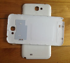 White Back Battery Housing Cover Door Case For Samsung Galaxy Note 2 N7100