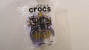 Crocs x Justin Bieber x Drew House (Lavender)