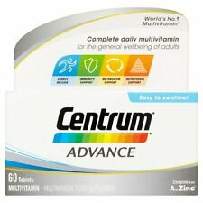 Centrum Advance - 60 tablets - Multi Vitamins