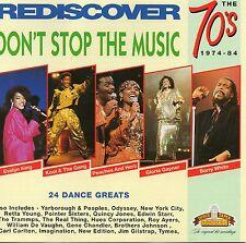 Disco Sampler Musik CD