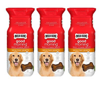 Milk-Bone Good Morning Daily Vitamin Treats Healthy Joints - Pack of 3, 6 Oz.