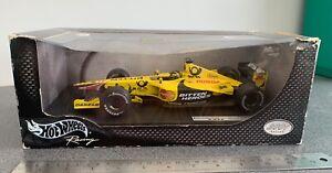 Hotwheels Jordan FJ11 Heinz-Harald Frentzen 50196