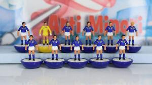 Subbuteo Team LW Italy Euro kit 2020  Hand Painted