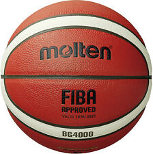 (Official Size 7) - Molten X-Series Indoor/Outdoor Basketball, FIBA Approved -