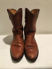 Vintage FRYE Men's Cowboy Boots 8 Men's 10 Woman's ~ Made in USA