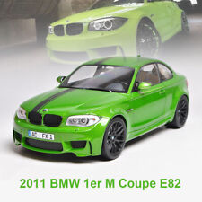 Minichamps 1:18 Scale 2011 BMW 1er M Coupe (E82) Car Model Collection New in Box