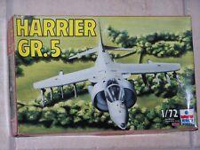 Maquette ESCI 1/72ème HARRIER GR.5 n°9065