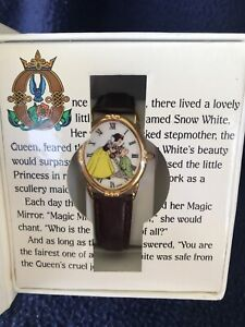 Disney Snow White and Dopey watch - Never Worn
