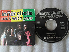 CD-INNER CIRCLE-ROCK WITH YOU-SWEAT-REGGAE-BOB MARLEY-(CD SINGLE)-1992-4 TRACK