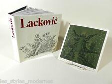 Ivan LACKOVIC Croatia naiver Maler ° handsign.Widmungsexemplar 1981+ SERIGRAPHIE