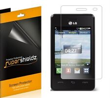 6X Supershieldz HD Clear LCD Screen Protector Cover Film For LG 840G (Tracfone)