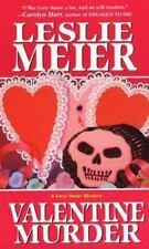 Meier, Leslie .. Valentine Murder (Lucy Stone Mysteries, No. 6)