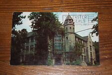 Vintage Postcard Youngstown College, Youngstown, Ohio