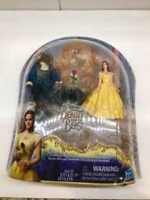 Disney Beauty and the Beast with Enchanted Rose Doll Figure New