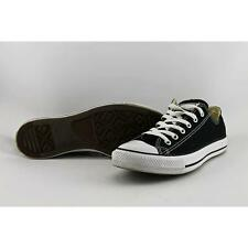 Converse Chuck Taylor All Star Ox Shoes Black M9166 Sneaker Trainers UK 8