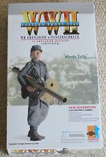 dragon action figure 1/6 ww11 german werner 70275 12'' boxed did cyber hot toy
