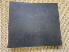 "VINTAGE 12 PAGE RECORD BINDER HOLDS 12"" 78 RECORDS EXCELLENT CONDT."