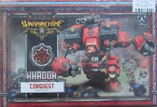 Warmachine MK2/MK3 Khador Conquest Colossal  PIP33050