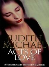 Acts Of Love,Judith Michael- 9780751517507