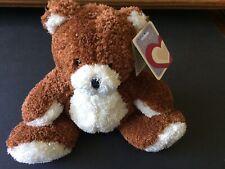 "BRAND NEW! Galerie ""Tiny Hearts"" VERY CUTE EXTRA SOFT TEDDY BEAR"