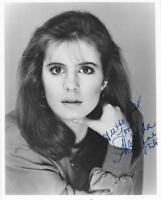 MARTHA BYRNE AUTOGRAPH TV MOVIE ACTRESS SIGNED 8X10 PHOTO