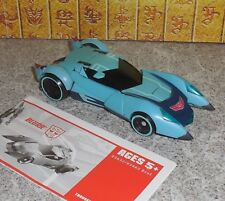 Transformers Animated BLURR Complete Hasbro Deluxe w manual